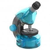 Купить Микроскоп Levenhuk (Левенгук) LabZZ M101 Лазурь