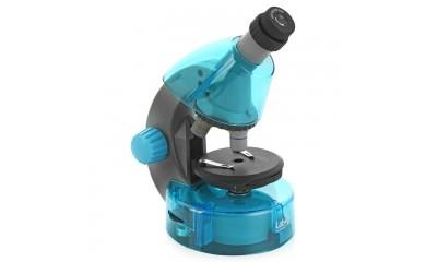 Микроскоп Levenhuk (Левенгук) LabZZ M101 Лазурь