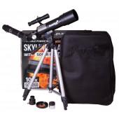 Купить Телескоп Levenhuk Travel Sun 50