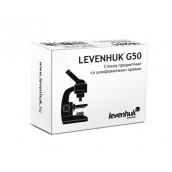 Купить Стекла предметные Levenhuk G50, 50 шт