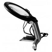 Купить Лупа Kromatech нашейная 2/6x, 110/22 мм, с подставкой и подсветкой (2 LED) MG11B-1