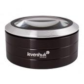 Купить Лупа Levenhuk (Левенгук) Zeno 900, 5x, 75 мм, 3 LED, металл