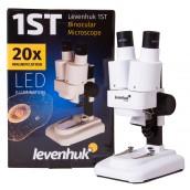 Купить Микроскоп Levenhuk 1ST, бинокулярный