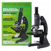 Купить Микроскоп Levenhuk 7S NG, монокулярный