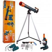 Купить Набор Levenhuk LabZZ MTB3:микроскоп, телескоп и бинокль