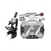 Купить Детский микроскоп Eastcolight 150–1250x в белом кейсе
