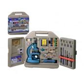 Купить Микроскоп Eastcolight в кейсе, 100–1200x, 69 аксессуаров в комплекте