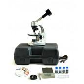 Купить Микроскоп цифровой Levenhuk (Левенгук) D50L NG, монокулярный