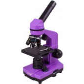 Купить Микроскоп Levenhuk (Левенгук) Rainbow 2L AmethystАметист