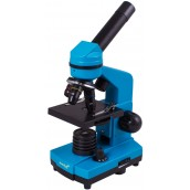 Купить Микроскоп Levenhuk (Левенгук) Rainbow 2L AzureЛазурь