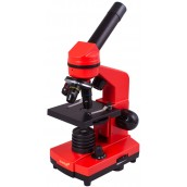Купить Микроскоп Levenhuk (Левенгук) Rainbow 2L OrangeАпельсин