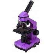 Купить Микроскоп Levenhuk (Левенгук) Rainbow 2L PLUS AmethystАметист