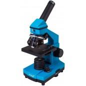 Купить Микроскоп Levenhuk (Левенгук) Rainbow 2L PLUS AzureЛазурь