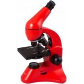 Купить Микроскоп Levenhuk (Левенгук) Rainbow 50L PLUS OrangeАпельсин
