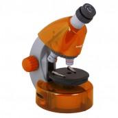 Купить Микроскоп Levenhuk (Левенгук) LabZZ M101 Апельсин