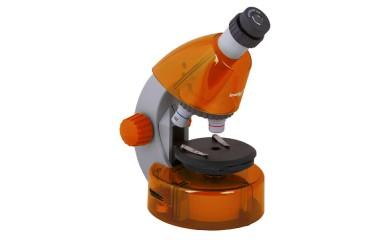 Микроскоп Levenhuk (Левенгук) LabZZ M101 Апельсин