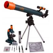 Купить Набор Levenhuk LabZZ MT2: микроскоп и телескоп